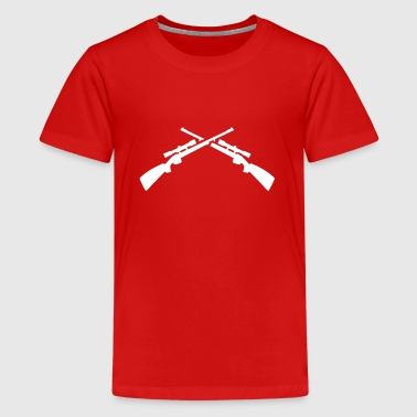 Rifle - Kids' Premium T-Shirt