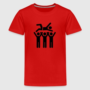 Stagediving - Kids' Premium T-Shirt