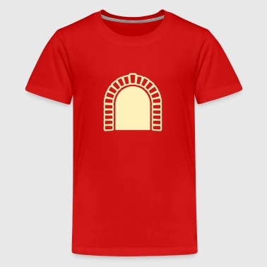 Tunnel - Kids' Premium T-Shirt