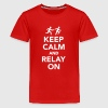 Relay race - Kids' Premium T-Shirt