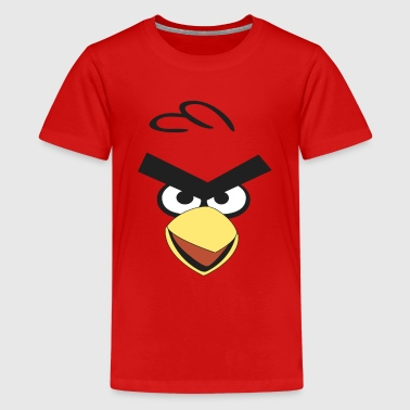 red bird - Kids' Premium T-Shirt
