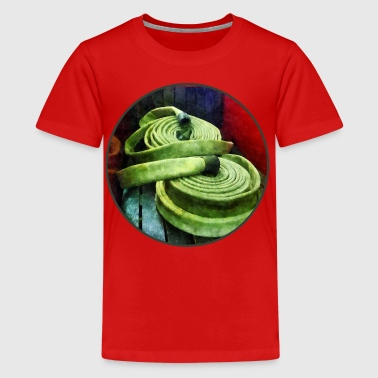 Coiled Fire Hoses - Kids' Premium T-Shirt