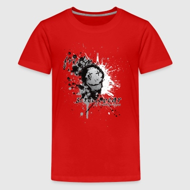 heart-blood-ink - Kids' Premium T-Shirt