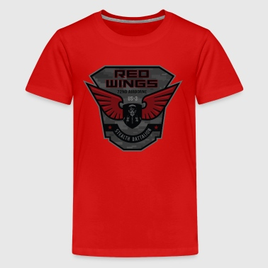 Red Wings - Kids' Premium T-Shirt