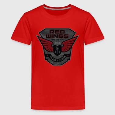 Detroit Red Wings Red Wings - Kids' Premium T-Shirt