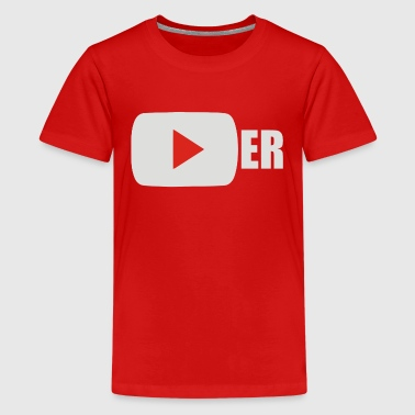 YouTuber - Kids' Premium T-Shirt