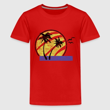 Palms (v2) - Kids' Premium T-Shirt