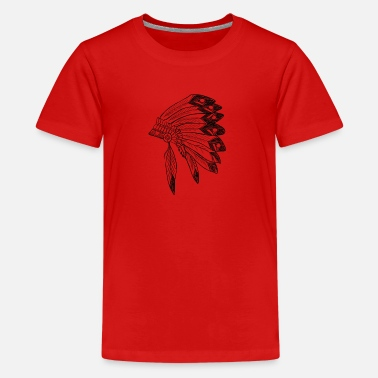 Indian Apache Apache - Kids' Premium T-Shirt