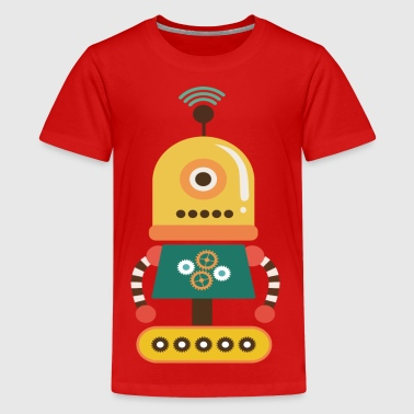 Robot Toy - Kids' Premium T-Shirt
