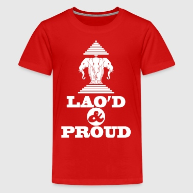 LAO'D & PROUD - Kids' Premium T-Shirt