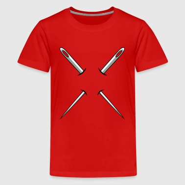 Tailor Needle Needle - Kids' Premium T-Shirt