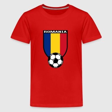 European Football Championship 2016 Romania - Kids' Premium T-Shirt