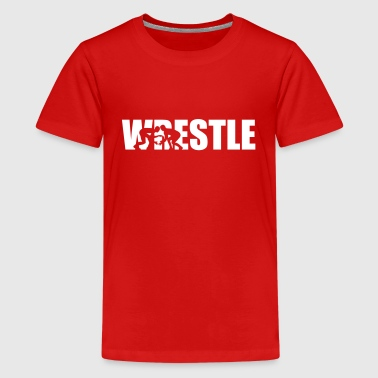 Wrestle - Kids' Premium T-Shirt