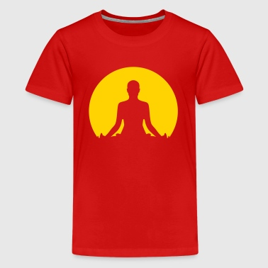Meditation - Kids' Premium T-Shirt