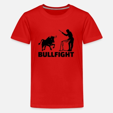 Bullfighting Bullfight - Kids' Premium T-Shirt