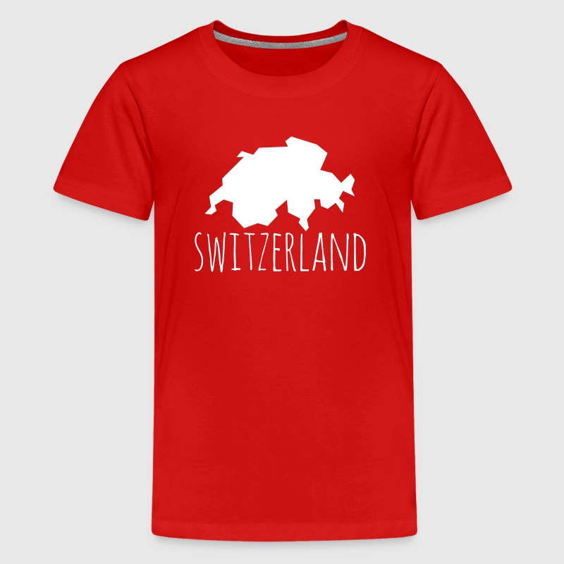 switzerland - Kids' Premium T-Shirt