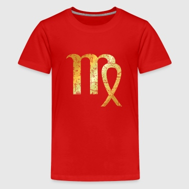 Zodiac Sign Virgo – The Sign of Virgo - Kids' Premium T-Shirt