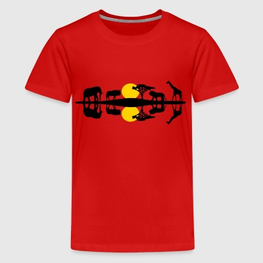 African Wildlife - Kids' Premium T-Shirt