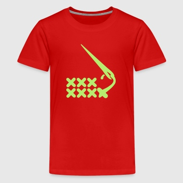 Embroidery Embroidery - Kids' Premium T-Shirt