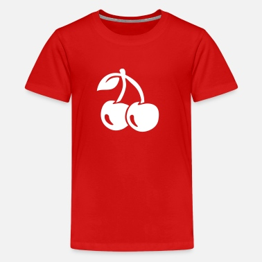 Cherries Cherry - Kids' Premium T-Shirt