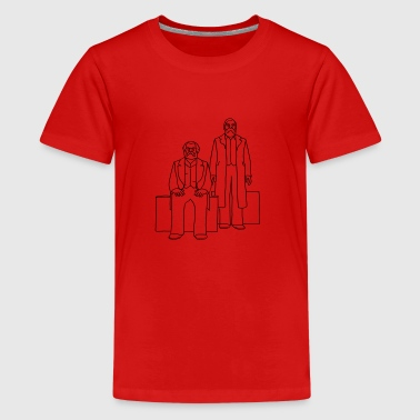 Marx-Engels Forum Berlin - Kids' Premium T-Shirt