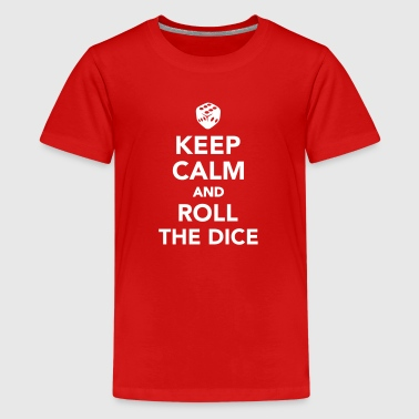 Dice - Kids' Premium T-Shirt