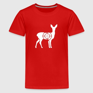 Fucking Deer Deer - Kids' Premium T-Shirt