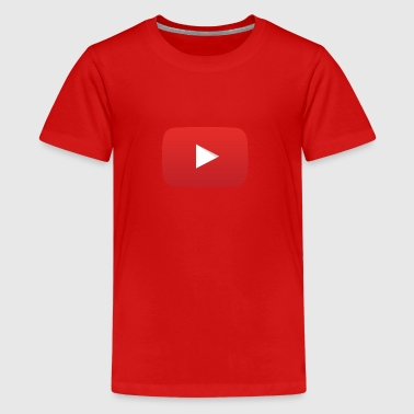 Youtube Merchandise - Kids' Premium T-Shirt