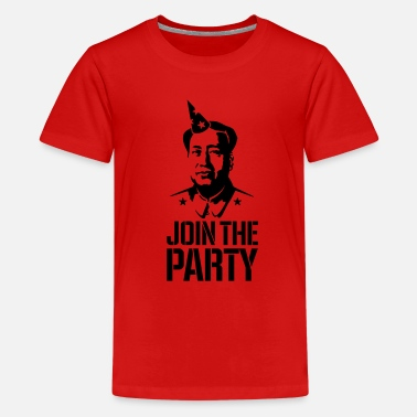 Mao Join the Party - Mao Zedong - Kids' Premium T-Shirt