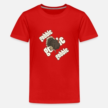 Thanksgiving Turkey Bird 2 - Kids' Premium T-Shirt