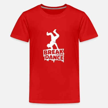 Boy Breakdance - Kids' Premium T-Shirt