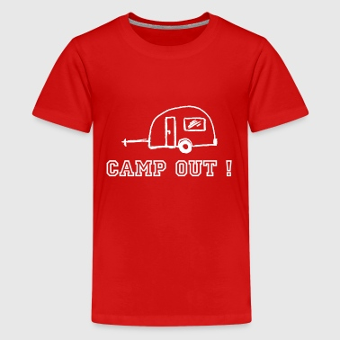 trailer - Kids' Premium T-Shirt