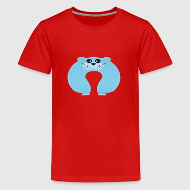 cute baby teddy bear shirt kidscontest - Kids' Premium T-Shirt