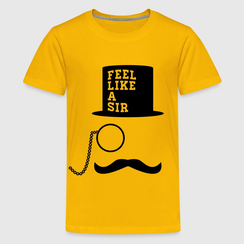 Feel like a sir meme mustache monocle by shirtissimo for Monocle promo code