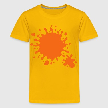 Splatter - Kids' Premium T-Shirt