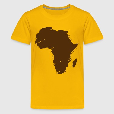 africa map - Kids' Premium T-Shirt