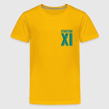 Starting XI - Kids' Premium T-Shirt