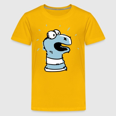 Sock Puppet - Kids' Premium T-Shirt