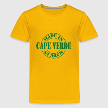 made_in_cape_verde_m1_eps - Kids' Premium T-Shirt