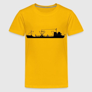 WoodCargo Vessel - Kids' Premium T-Shirt