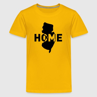 Home is where New Jersey is - Kids' Premium T-Shirt