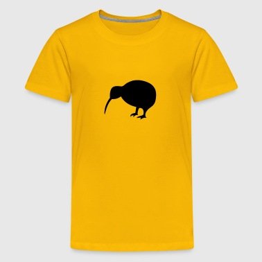 kiwi (bird) - Kids' Premium T-Shirt