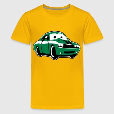 Cars for Kids Muscle-Car - Kids' Premium T-Shirt