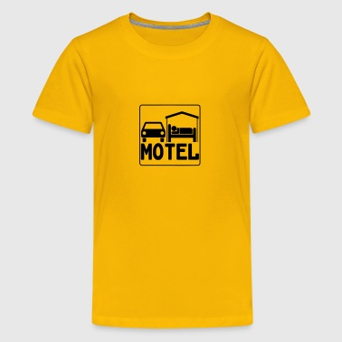 Motel Picto - Kids' Premium T-Shirt