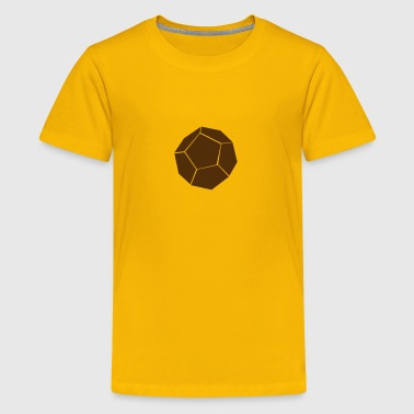 D12 Twelve Sided Dice - Kids' Premium T-Shirt