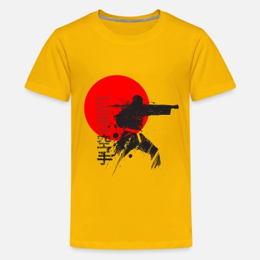 Kyoto Osaka Karate Japan - Kids' Premium T-Shirt