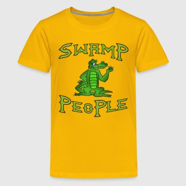 Swamp People - Kids' Premium T-Shirt