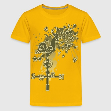 Weather_Vane - Kids' Premium T-Shirt