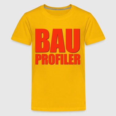 BAU Profiler - Kids' Premium T-Shirt