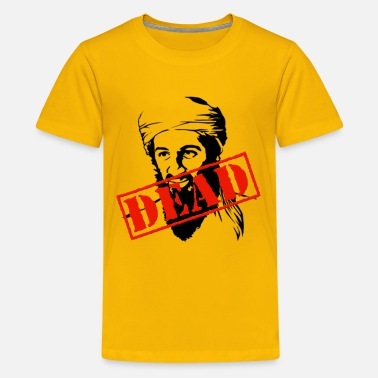 Pakistan Osama Bin Laden Osama Bin Laden Dead - Kids' Premium T-Shirt